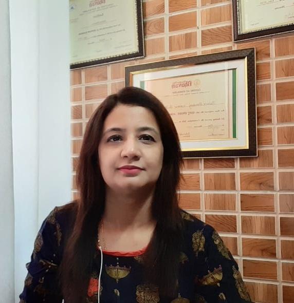 Acharaya Mohini Bhardwaj
